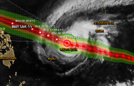 Tropical Cyclone Disrupts Micronesia DXpedition , Kills Five on Chuuk Island