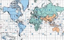 CQ DX Zones of the World – [HQ] – Download