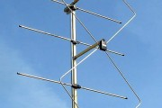 Hybrid Double Quad Antenna 2m 2/HDQ5