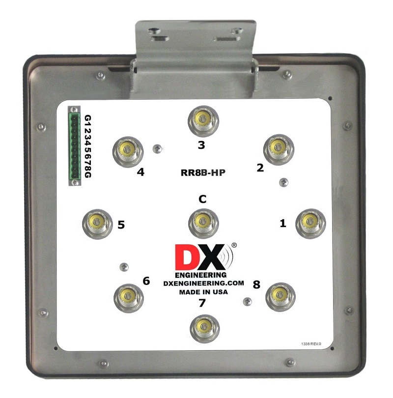 Remote Antenna Switches DXE-RR8B-HP