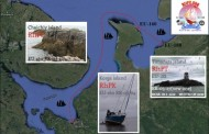 RI1PC, RI1PK & RI1PT – DXpedition to EU-160 & EU-188