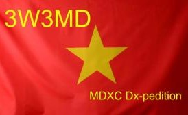 3W3MD – Vietnam Dx-Pedition Announce