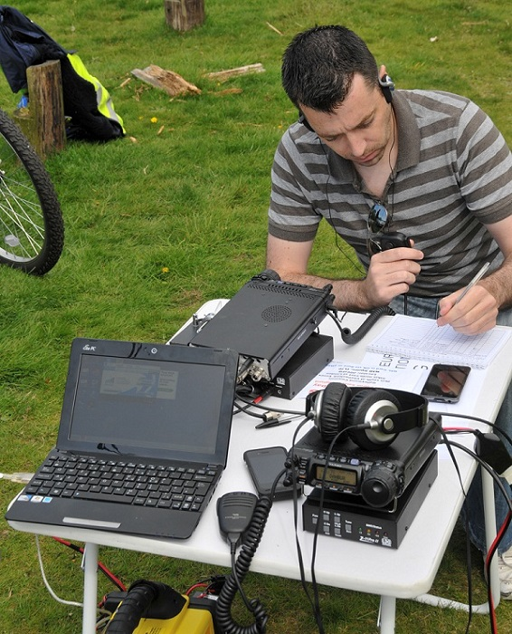 Special Event Station GB1STG – St George's Day