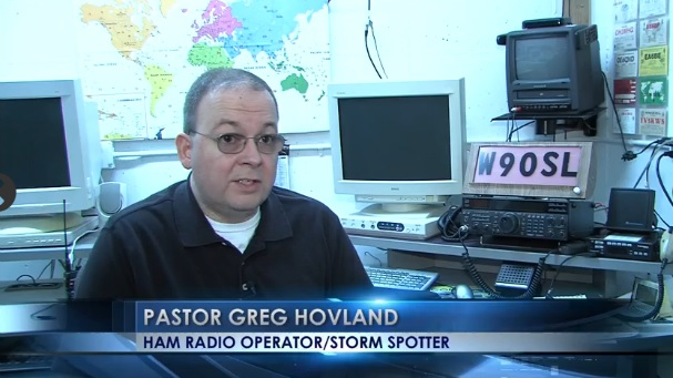"Local pastor knows first hand the role ""Ham"" radio plays during emergencies"