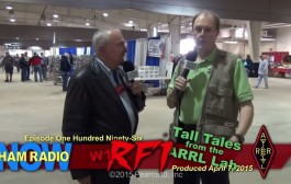 W1RFI, Tall Tales from the ARRL Lab on HamRadioNow