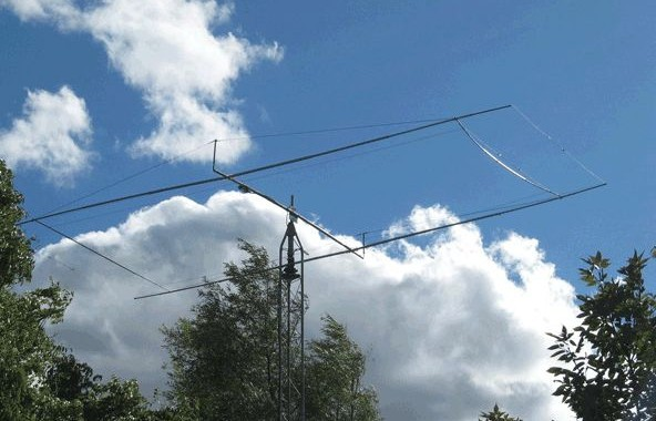 Light Beam Multi-band Antenna LBM-17M+20M