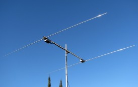 Q52 Relay-switched 20-17-15-12-10 meter Yagi