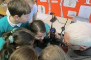 Students wowed by the world of radio