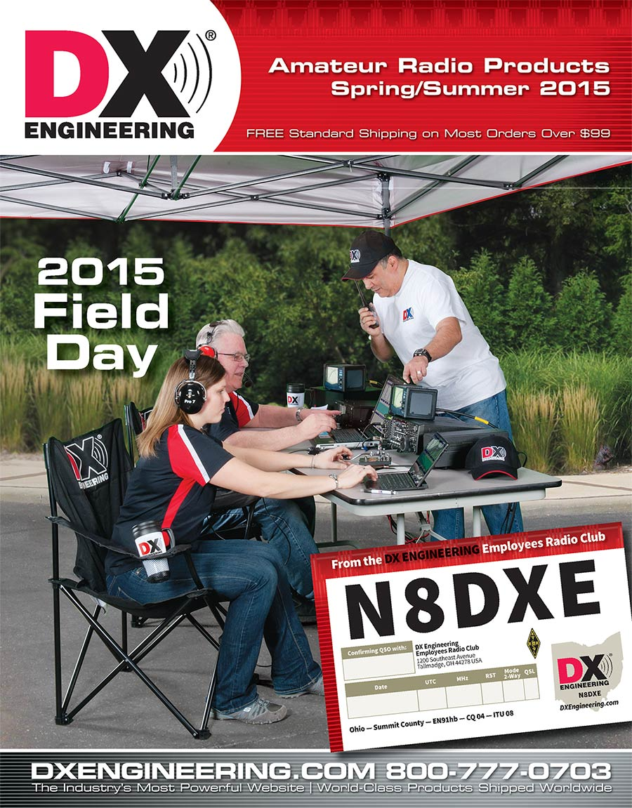 DX Engineering Catalog 2015