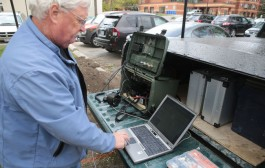 Communications is amateur radio group's specialty