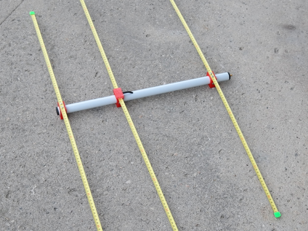 3D Print - 3 element 2m (145 MHz) Ultra Portable yagi
