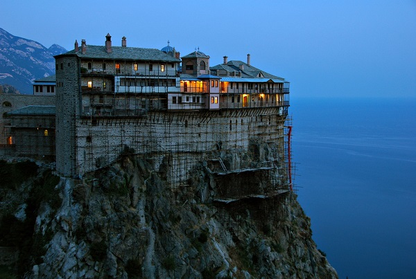 SV2/YL7A – Mount Athos