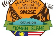 9M2SE – Tioman Island – Iota-AS 046