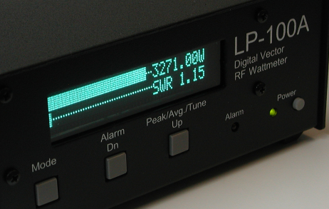 LP-100A Digital Vector Wattmeter by N8LP