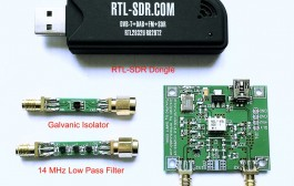 REVIEW OF NOBU'S HF UPCONVERTER, GALVANIC ISOLATOR AND 14 MHZ LOW PASS FILTER