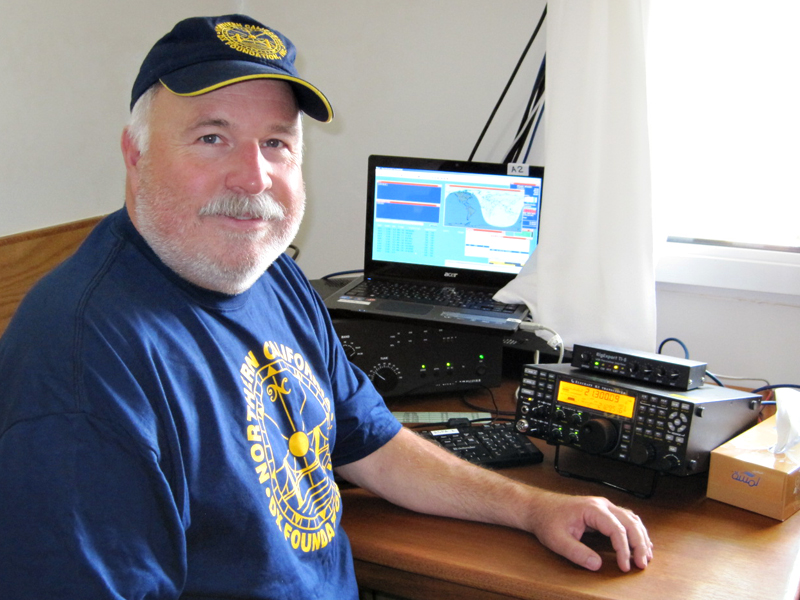 QSO Today Episode 43 – Paul Ewing – N6PSE – How to DXpedition