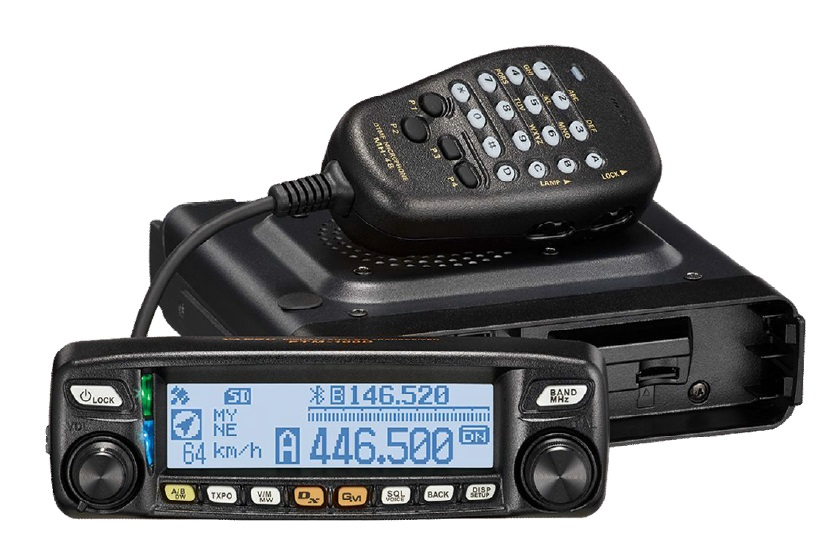 New Yaesu FTM-100DR System Fusion radio coming this June!