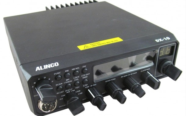 Alinco DX-10 10 Meter All Mode Mobile