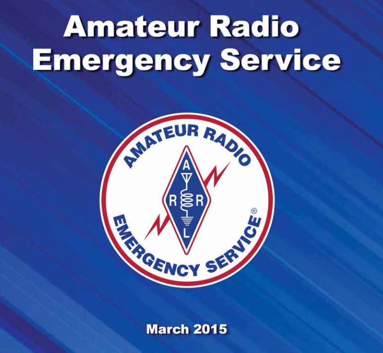 Updated Amateur Radio Emergency Service Manual Now Online