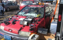 Hamvention Live ! W5KUB and Icom