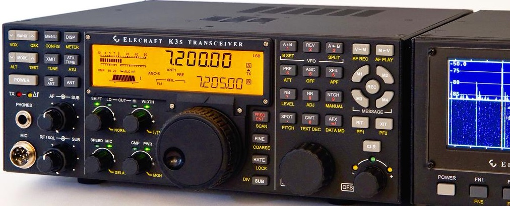 New ! Elecraft K3S  – Dayton Hamvention 2015