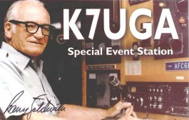 K7UGA in honor of U.S. Senator Barry Goldwater