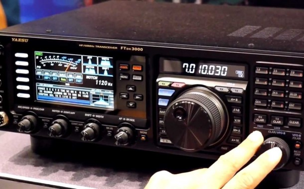 Yaesu FT DX3000 Review [ Video ]