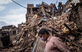 New Nepal Earthquake May 12