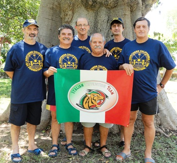5Z0L Kenya by Italian DXpedition Team