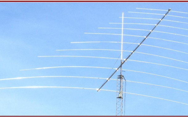 M2 Antenna 1330LP11  – HF Log Periodic