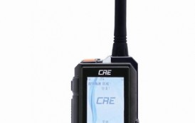 F-600A Dual mode FDMA DPMR analog digital walkie talkie with GPS in-bulit