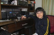 PU2WPX – The youngest Amateur Radio in Brazil with 9 years old