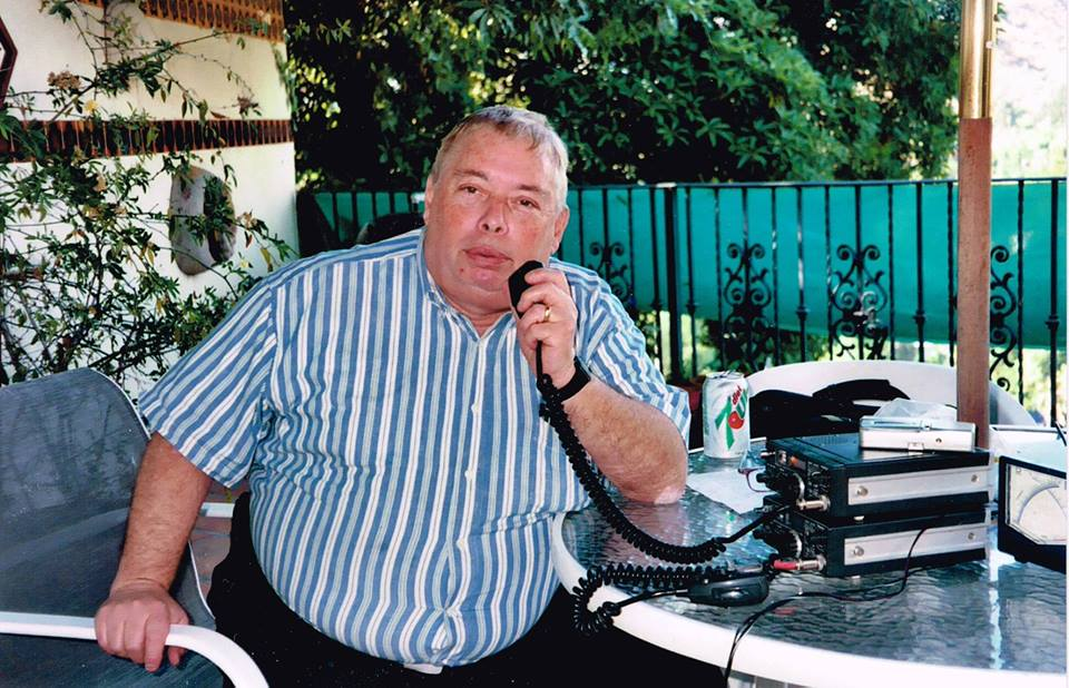 Pasternak is SK WA6ITF, founder and producer of Amateur Radio Newsline