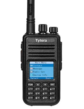 Tytera (TYT) MD-380 UHF 400-480MHZ Digital Radio (DMR)