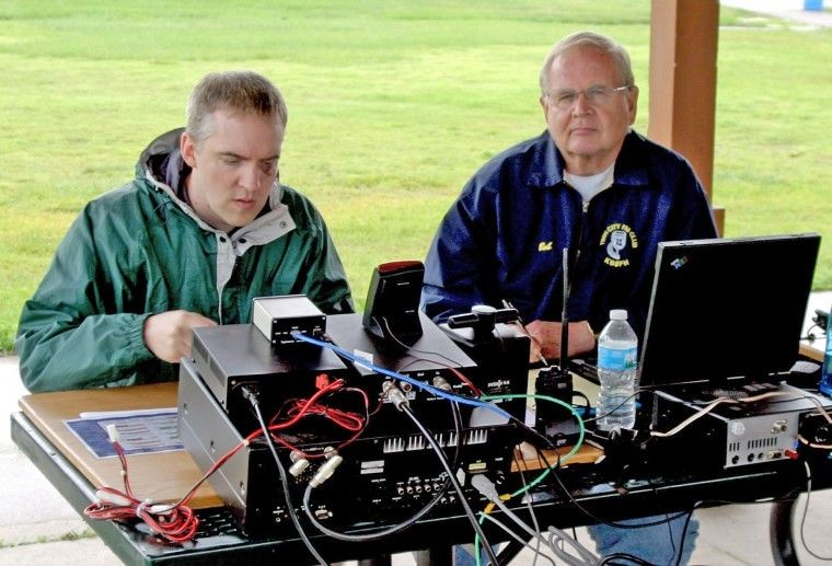 'Field Day' in Savage gives public a look at amateur radio