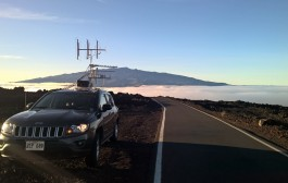 New World Distance Records Set on 2.3 and 3.4 GHz Ham Bands
