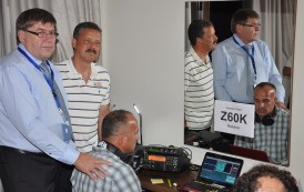 Kosovo is not a member of the International Union of Amateur Radio