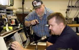 Communications blackout no match for amateur radio 'hams' in a crisis