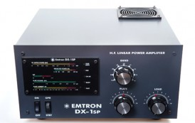 EMTRON DX-1SP -1200 Watts CW output- FCC approved!