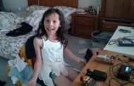 How to use Morse Code Keys – Demonstration by 10 year old