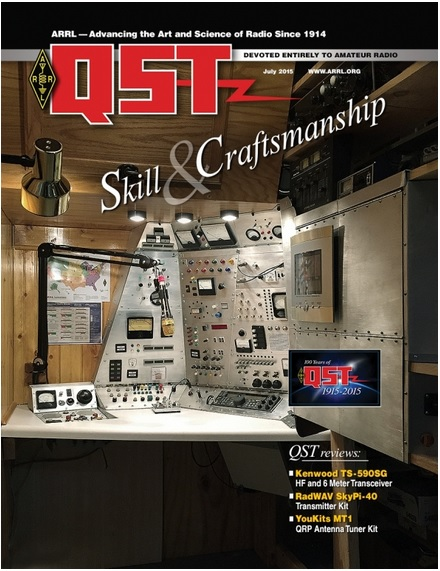 The July Edition of Digital QST is Now Available!