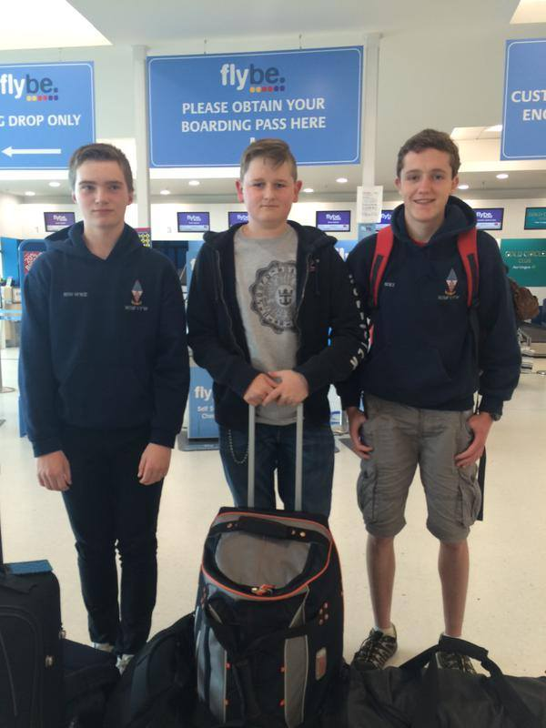Project DX15 – Young Members DXpedition to Wales