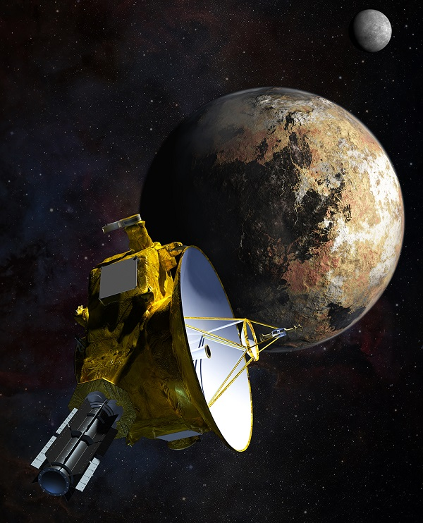 New Horizons Phones Home