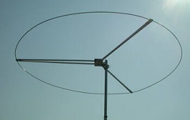 Big Wheel Antenna for 2m, 70cm and 6m