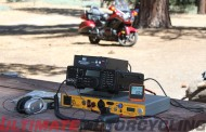 Moto DX Safari – Mountaintop Ham Radio Camping Via Honda Gold Wing With Icom, Aspect Solar and MFJ Enterprises