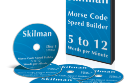 Morse Code Speed Builder : 5 to 12 WPM