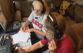 All female amateur radio group puts a feminine touch on emergency communications