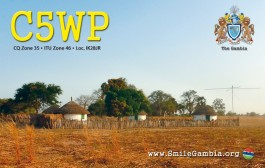 C5WP Gambia Operations