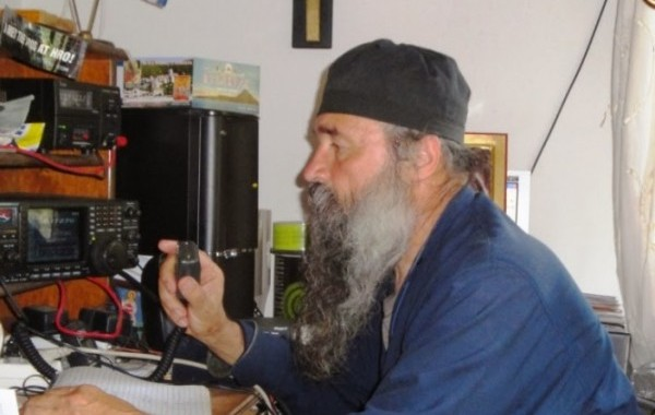 SV2ASP/A -The position of the Holy Community of Mount Athos for amateur radio emissions from Athos