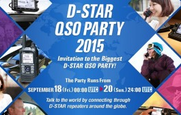 Your Invitation to the Biggest D-STAR QSO Party 2015